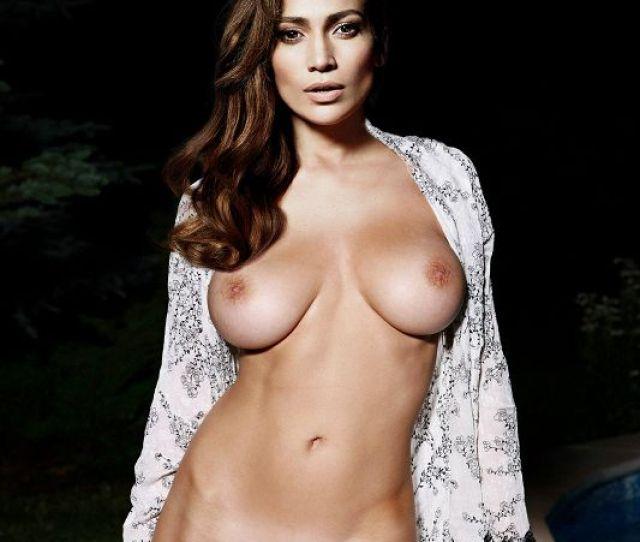 Jennifer Lopez Naked Real