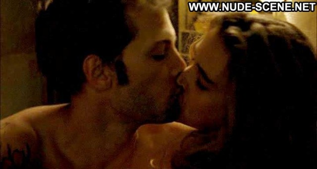 Vahina Giocante The Blonde With Bare Breasts Blonde Topless Shirt Sex