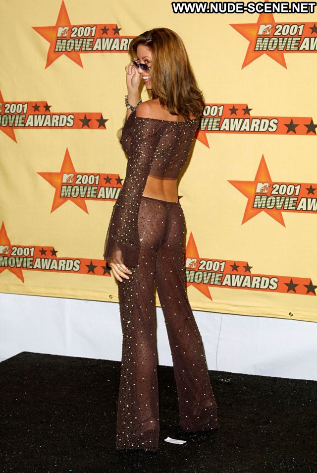 Shannon Elizabeth Showing Ass See Through Big Tits Horny Hot