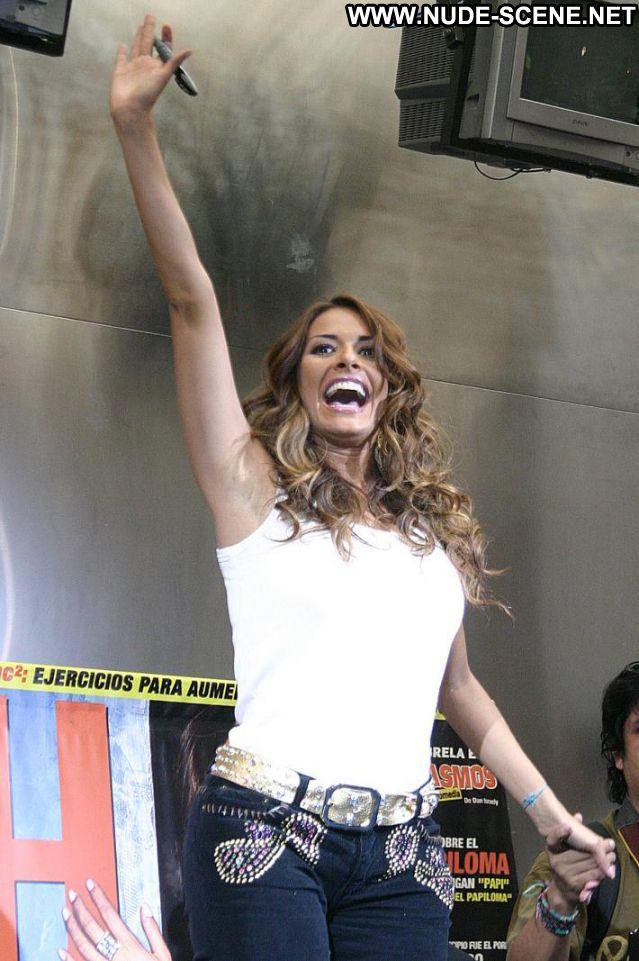 Galilea Montijo Mexican Latina Big Ass Big Tits Gorgeous Hot