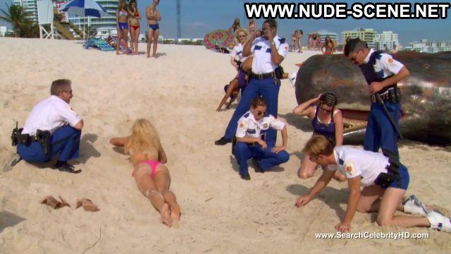 Irina Voronina Reno 911 Miami Nude Scene Posing Hot Nude