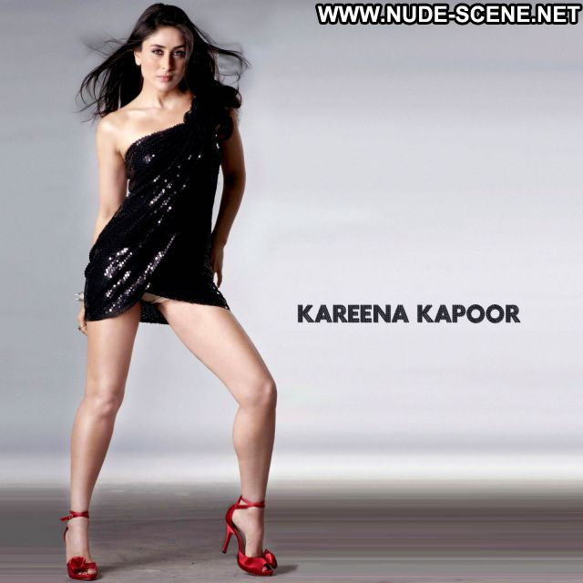 Kareena Kapoor Brunette Sexy Dress Showing Tits Celebrity