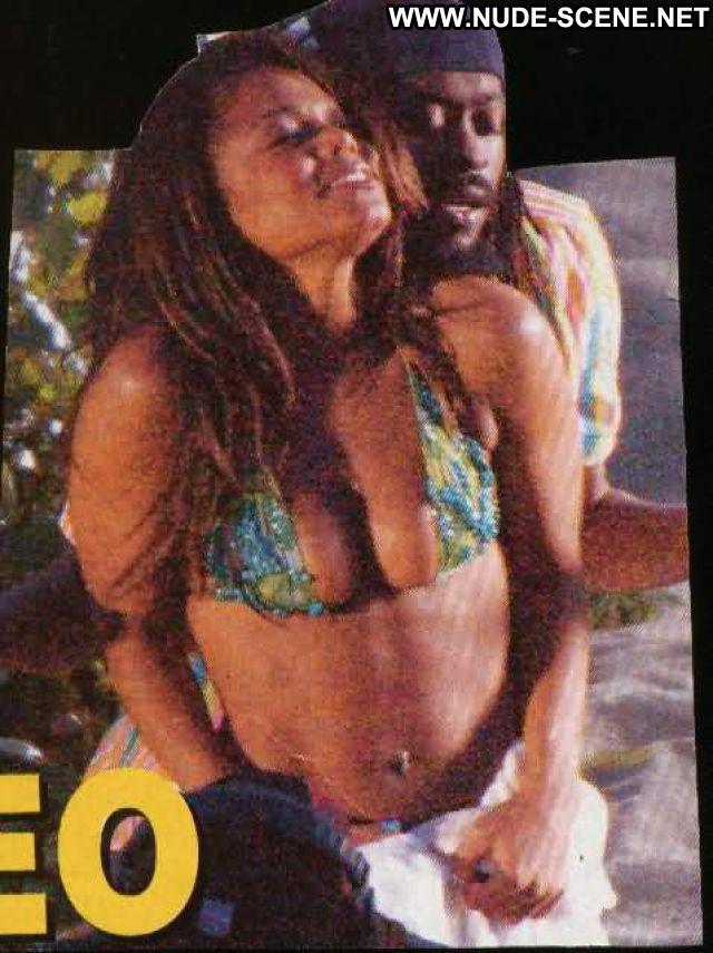 Janet Jackson Ebony Posing Hot Hot Cute Babe Nude Scene Nude