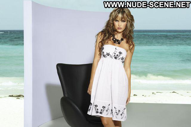 Melissa Giraldo Blonde Hot Babe Sexy Dress Posing Hot Cute Celebrity