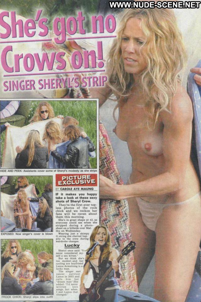 Sheryl Crow Hot Babe Nude Scene Milf Posing Hot Celebrity Celebrity