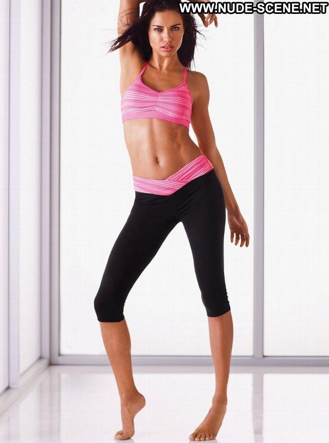 Adriana Lima Latina Brazil Posing Hot Workout Nude Nude Scene Spandex