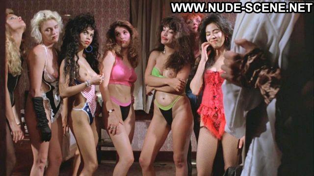 Gittan Goding Frankenhooker Hooker Female Nude Scene Horny