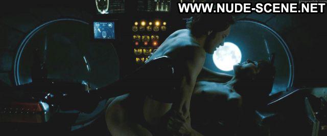 Malin Akerman Watchmen Small Tits Sex Scene Showing Tits Hot