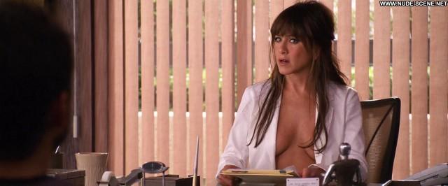 Jennifer Aniston Nude Sexy Scene Horrible Bosses Posing Hot