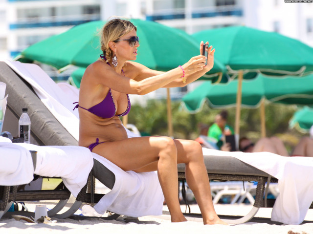 Rita Rusic South Beach Babe Beach Posing Hot Beautiful High