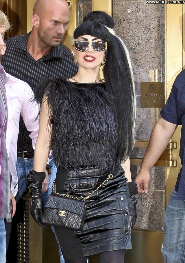 Lady Gaga New York Beautiful High Resolution New York Celebrity