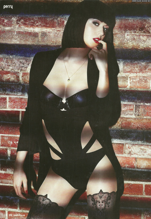Katy Perry Loaded Magazine Beautiful Magazine Celebrity Posing Hot