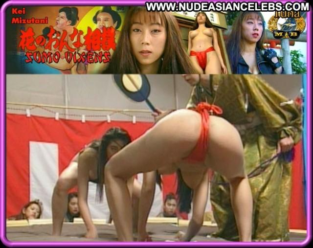 Kei Mizutani Sumo Vixens Asian International Celebrity Pretty Skinny