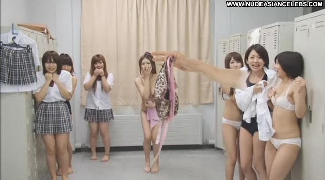 Yuri Murakami Oh Invisible Man Posing Hot Small Tits Cute Brunette