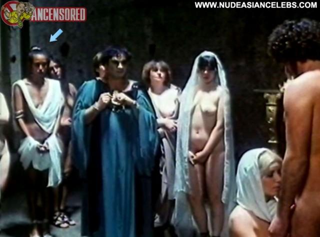 Laura Gemser Caligula The Untold Story Asian Brunette Medium Tits