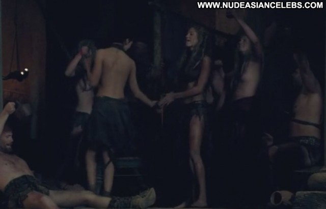Unknown Spartacus Vengeance Celebrity Athletic Ebony Big Tits