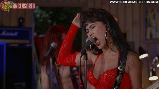Tia Carrere Wayne S World Medium Tits Asian Bombshell Brunette