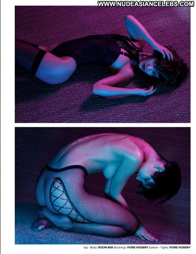Paula Bulczynska S Magazine Magazine Posing Hot Sexy Babe Celebrity