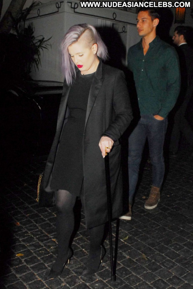 Kelly Osbourne West Hollywood Posing Hot Hollywood Beautiful Babe