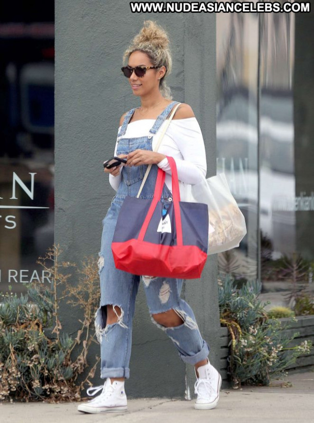 Leona Lewis Los Angeles Shopping Posing Hot Angel Paparazzi Beautiful