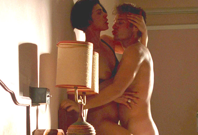 true blood star michelle forbes nude sex scene