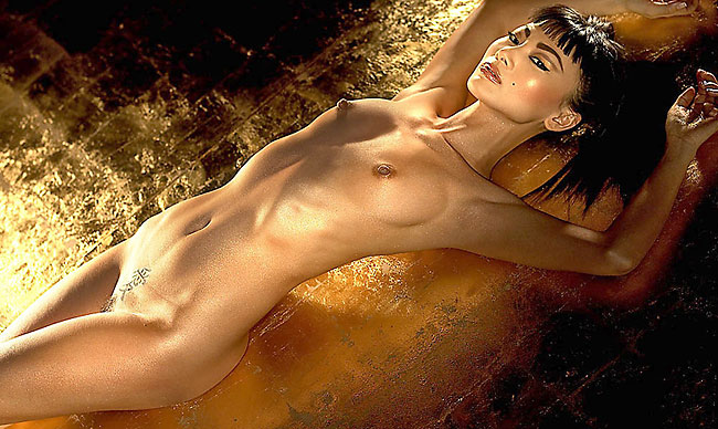 star wars actresses nude bai ling