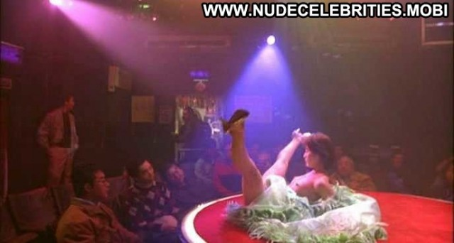 Nude Sexy Scene Sleepless Town Thong Legs Panties Topless