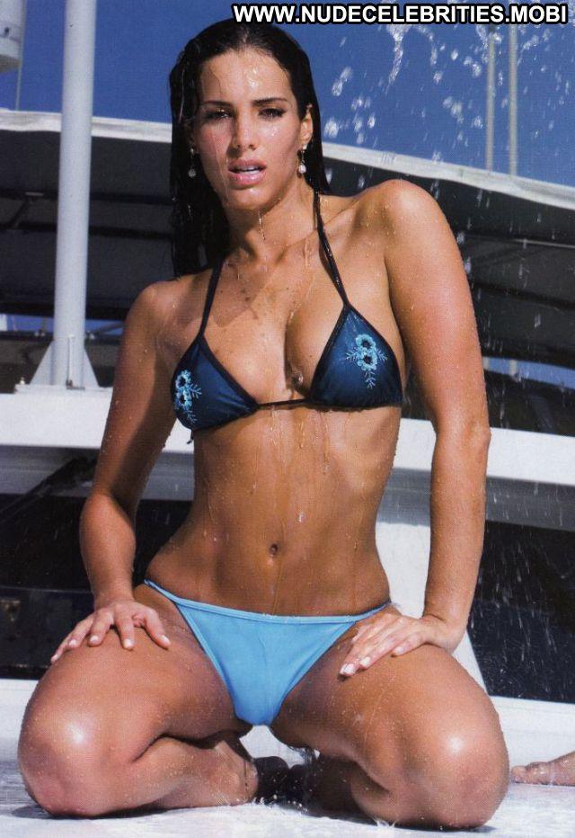 Gaby Espino Venezuelan Latina Bikini Posing Hot Horny Famous