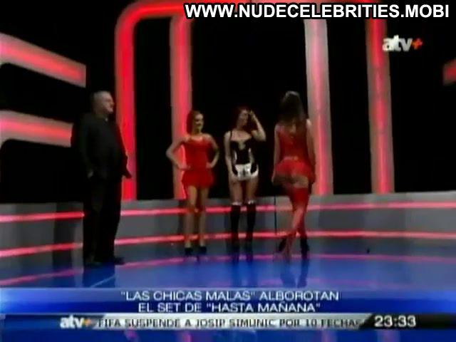 Chicas Malas Hasta Manana Tv Show Nude Scene Celebrity Sexy Scene