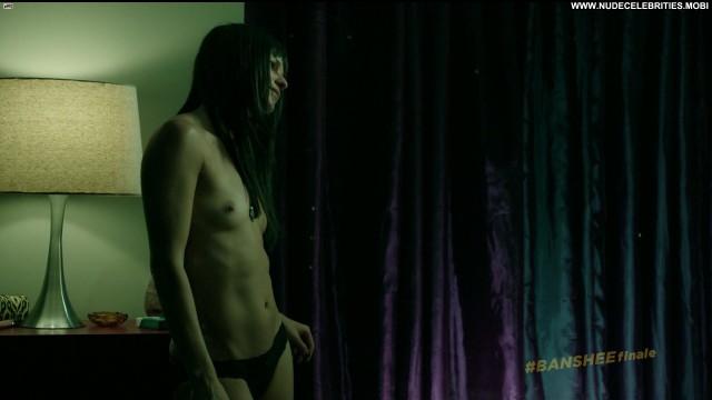 Ivana Milicevic Banshee Breasts Smoking Female Celebrity Sex