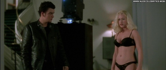 Patricia Arquette Lost Highway Bizarre Breasts Stairs Nice
