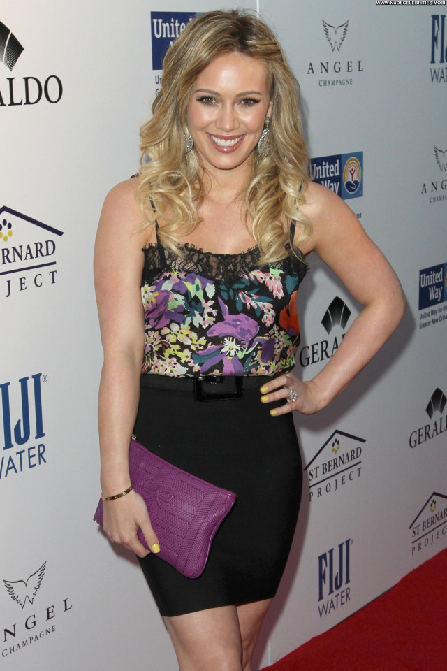 Hilary Duff Babe Beautiful High Resolution Posing Hot Party Celebrity