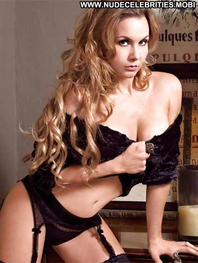 Michelle Vieth Pictures Stockings Celebrity Lingerie Latin Mexican