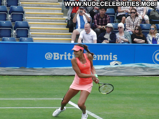 Ana Ivanovic Pictures Stunning Tennis Sea Celebrity Sexy Hot Camel