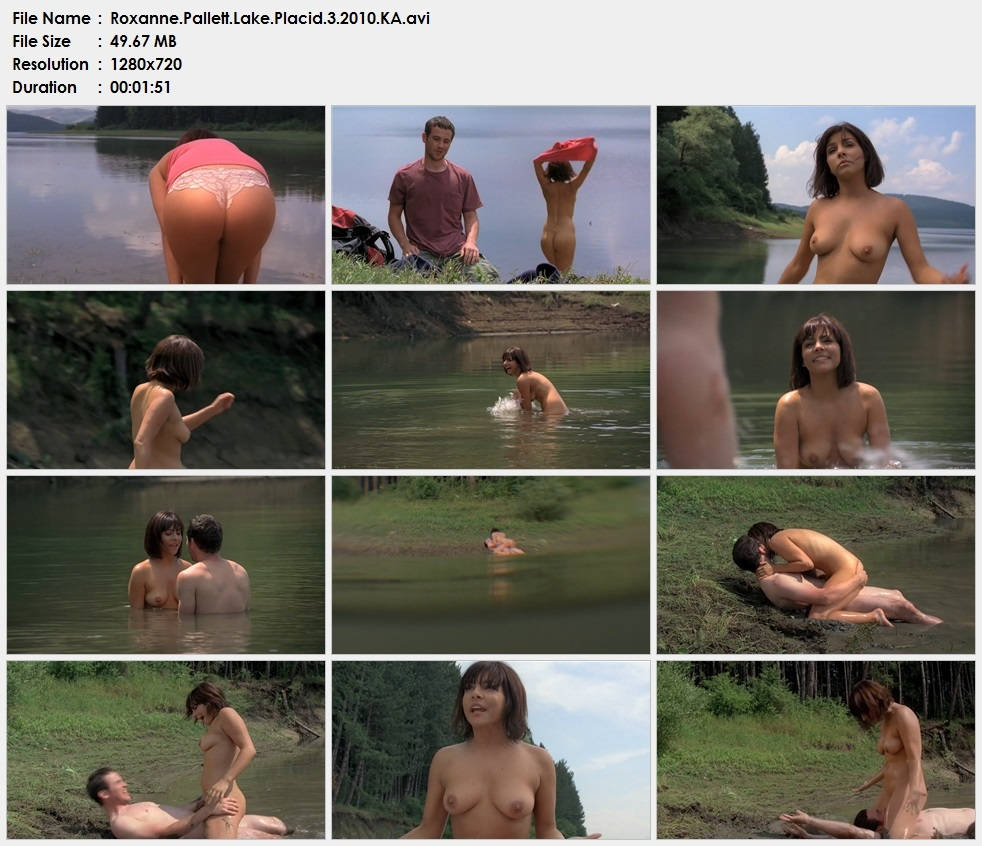 Kacey Clarke (as Barnfield), Roxanne Pallett & Angelica Penn - Lake Placid 3 (2010) | HDTV 720P