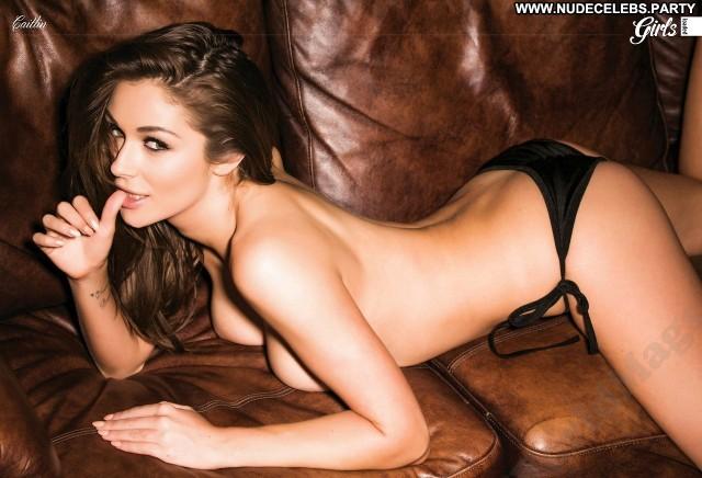 Caitlin Wynters Photo Shoot Brunettes Big Tits Big Boobs Boobs