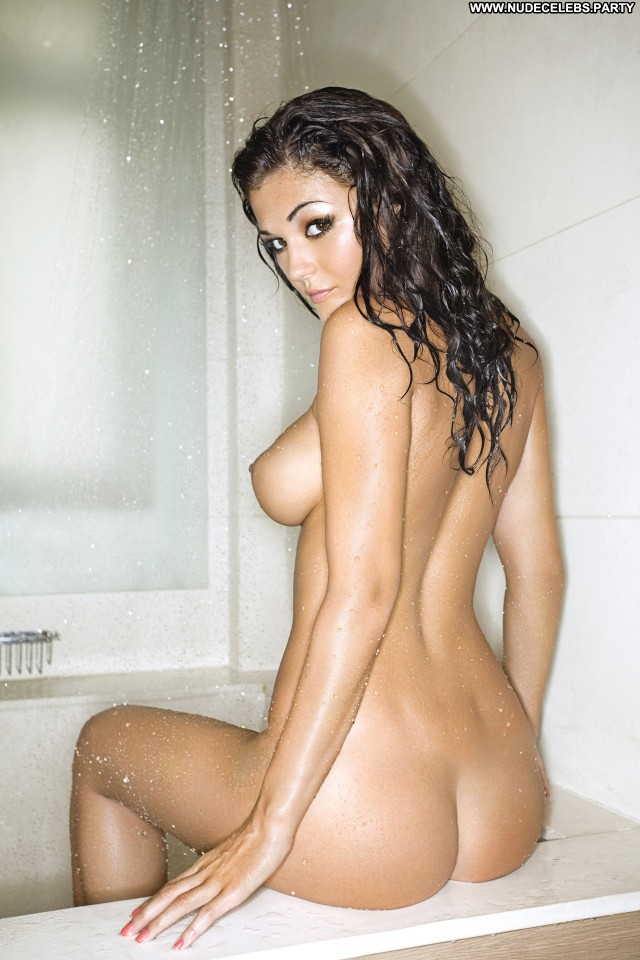 India Reynolds Photo Shoot Topless Brunettes Boobs Celebrity Big Tits