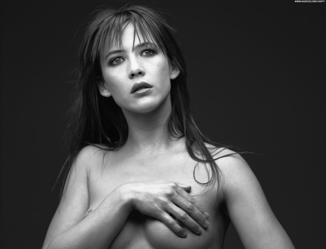 Sophie Marceau The Tonight Show Gorgeous Doll Celebrity Pretty Sultry
