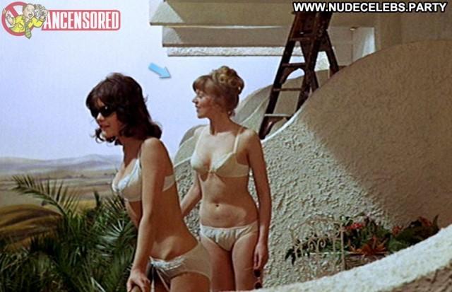 Carol Hawkins Carry On Abroad Pretty International Hot Blonde Sensual