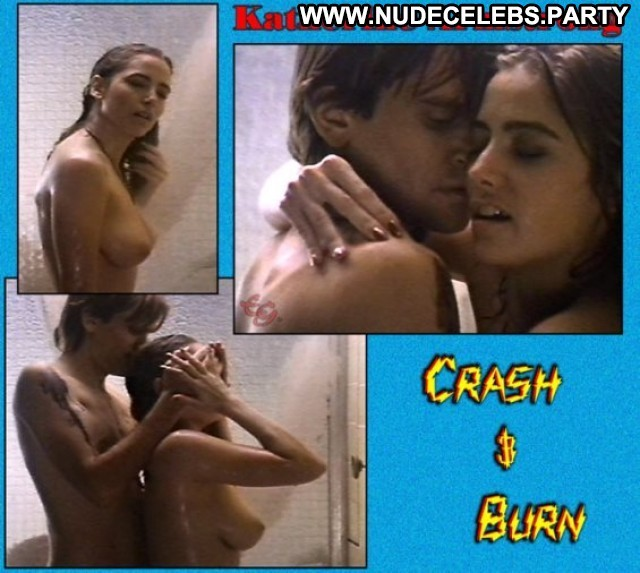 Katherine Armstrong Crash And Burn Beautiful Sexy Brunette Sultry