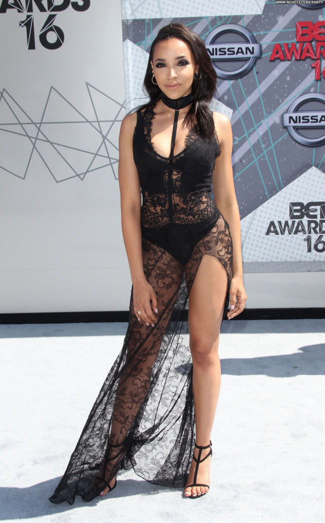 Tinashe Los Angeles Los Angeles Angel Posing Hot American Awards See