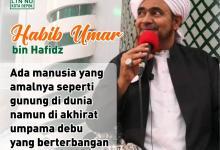 Photo of Ngaji Langsung Bareng Habib Umar bin Hafidz di PBNU, Jamaah Membludak