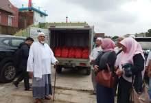 Photo of Al Habib Abu Bakar bin Hasan Al Attas Az Zabidi turun langsung menyalurkan makanan bagi korban banjir