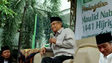Photo of Dihadapan Ribuan NU Depok, Kiai Said Ingatkan Makna Kebangkitan.