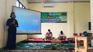 Photo of PCNU Adakan Pelatihan Administrasi, Peserta dari MWCNU dan PRNU se Kota Depok