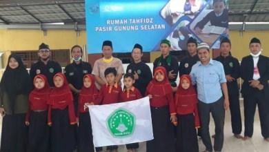 Photo of Bersama Pesantren, Pagar Nusa Cimanggis Kenalkan Budaya Pencak Silat ke Pelajar