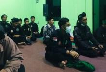 Photo of Puluhan Pendekar Pagar Nusa NU Latihan Gabungan di Halaman Kantor PCNU