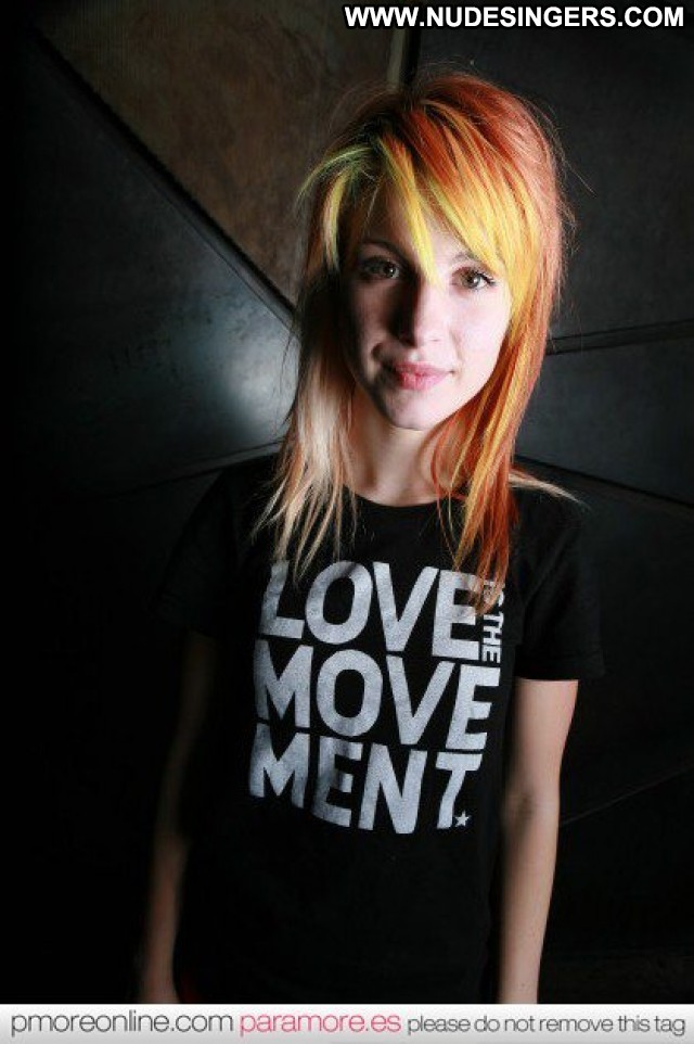 Hayley Williams Miscellaneous Singer Redhead Celebrity Skinny Video