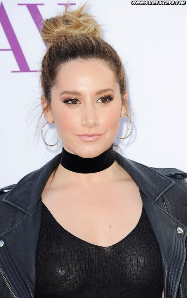 Ashley Tisdale Miscellaneous Medium Tits Celebrity Sexy Posing Hot