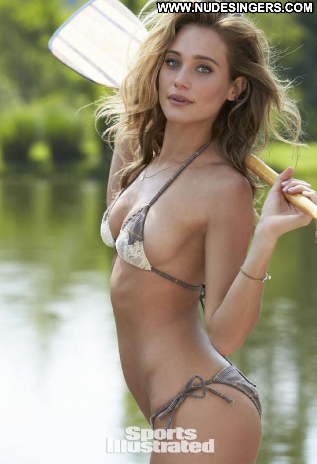 Hannah Davis Sports Illustrated Swimsuit Swimsuit Posing Hot Sports